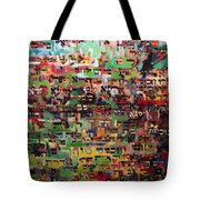 You Can Only Rely On G-d Tote Bag