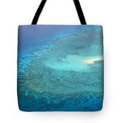 You Found Me Great Barrier Reef Australia  Tote Bag