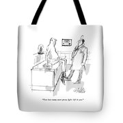 You Have Many More Proxy Fights Left In You Tote Bag