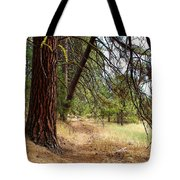 You Have To Go Somewhere To Get Anywhere Tote Bag