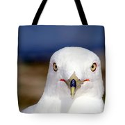 You Lookin At Me Tote Bag
