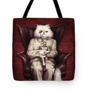 You Only Live Nine Times Tote Bag by Eric Fan