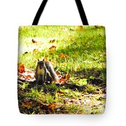 You Talking To Me? Tote Bag