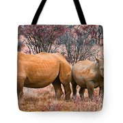 You Watch My Back And I Will Do The Same For You Tote Bag