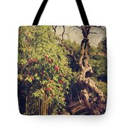 You'll Never Be Alone Tote Bag