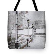 You'll Never Walk Alone Tote Bag