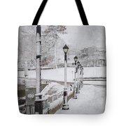 You'll Never Walk Alone Tote Bag