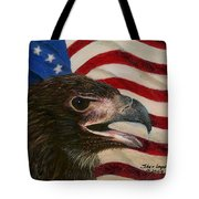 Young Americans Tote Bag by Sherryl Lapping