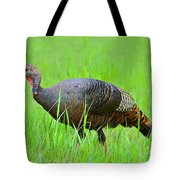 Young And Wild Tote Bag