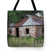 Young Arizona Where Everything Is Old Tote Bag