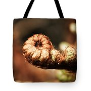Young Fern Tote Bag