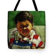 young Giovanni Tote Bag