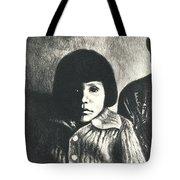 Young Girl Original Tote Bag