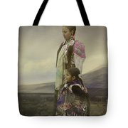 Young Girls Tote Bag