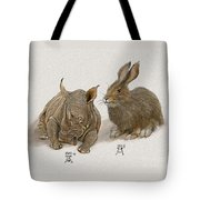 Young Heirs Tote Bag