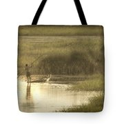 Young Man On The Nile Tote Bag