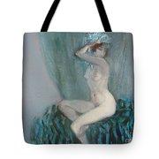 Young Model  Tote Bag by Grigor Malinov
