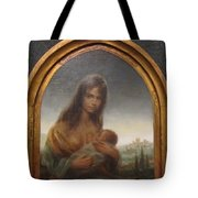 Young Mother Of Urbino Tote Bag