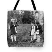 Young Photographer, C1915 Tote Bag