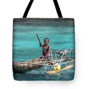 Young Seaman Tote Bag