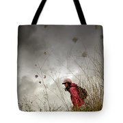 Young Walker Tote Bag