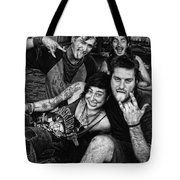 Young Wanderers  Tote Bag