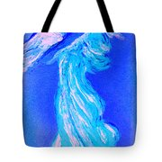 Your Angel Is Waiting II Tote Bag