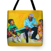 Your Attention Plez Tote Bag