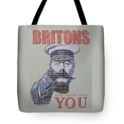 Your Country Needs You Tote Bag