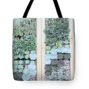Your Garden Wall Tote Bag