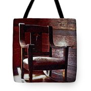 Your Great Grandmother's Rocker Tote Bag