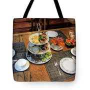 Your Invited To A Tea Party Tote Bag
