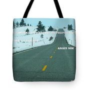 Your Road Tote Bag