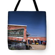 You're Here Tote Bag