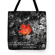 You're One Of A Kind Tote Bag
