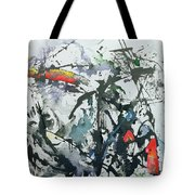 You're So Different Tote Bag by Thomas Hampton
