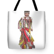 Youth Dance Tote Bag