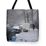 Youth Passing Old Age Tote Bag