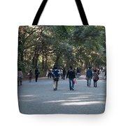 Yoyogi Park Tote Bag