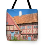 Ystad Old Mayors House Tote Bag