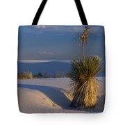 Yucca At White Sands Tote Bag