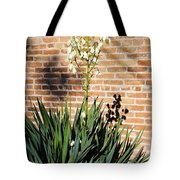 Yucca In The Morning Tote Bag