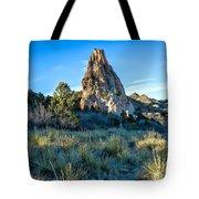 Yucca Uprising Tote Bag