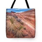 Yucca Valley Tote Bag