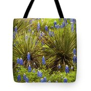 Yucca With Bonnets Tote Bag