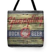 Yuengling Bock Beer Tote Bag
