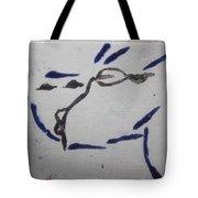 Yuko - Tile Tote Bag