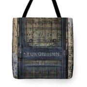 Yukon Inn Paradise Michigan Tote Bag