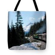 Yukon Railroad Tote Bag