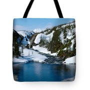 Yukon View Tote Bag